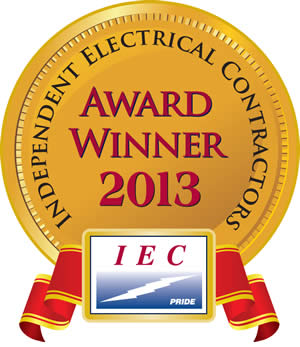 IEC Awards Logo - 2013